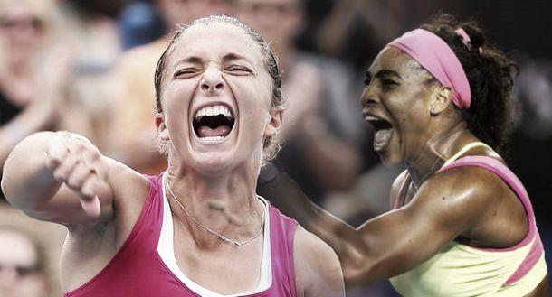 Roland Garros Donne: i quarti di finale della parte alta