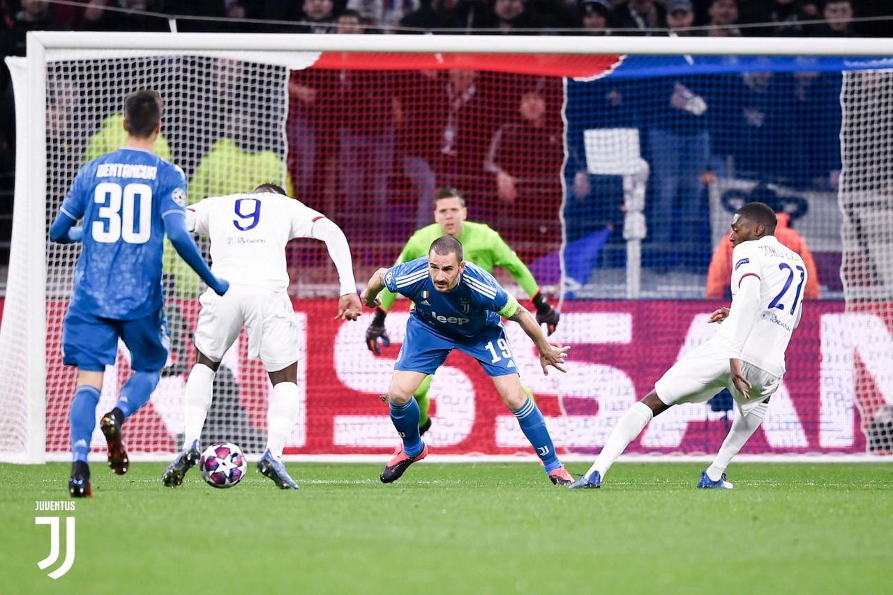 Juventus, così non va: contro il Lione si sono rivisti i soliti vecchi problemi