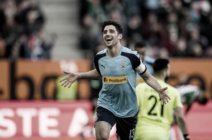 Monchengladbach vence de virada o Augsburg fora de casa pela Bundesliga