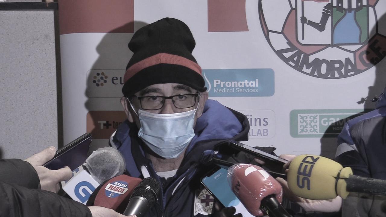 """Fernando Vázquez: """"Volveremos a ganar, no tengo dudas"""""""