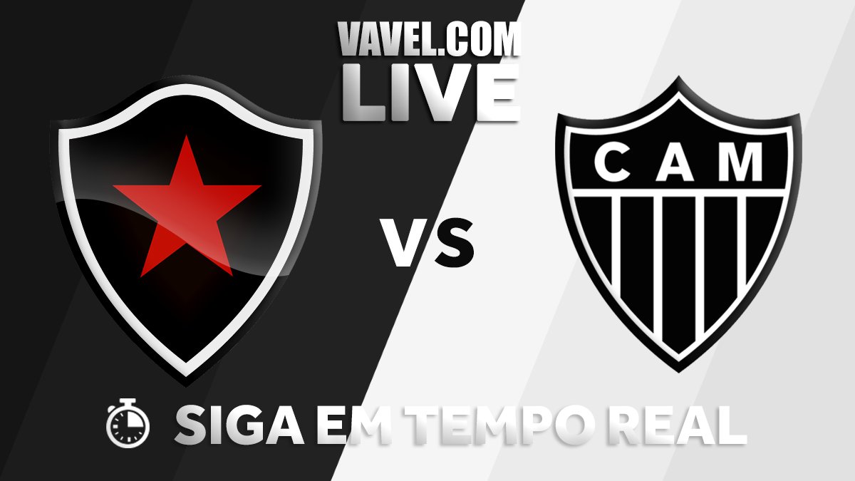 Resultado Botafogo-PB x Atlético-MG AO VIVO na Copa do Brasil 2018 (0-4)