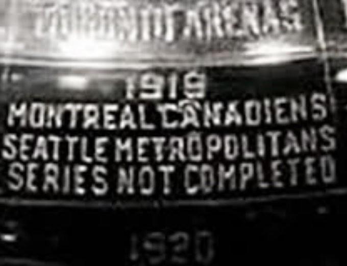 100 años después la historia podría repetirse en la NHL