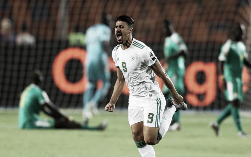 Argélia derrota Senegal na decisão e é campeã da Copa Africana de Nações