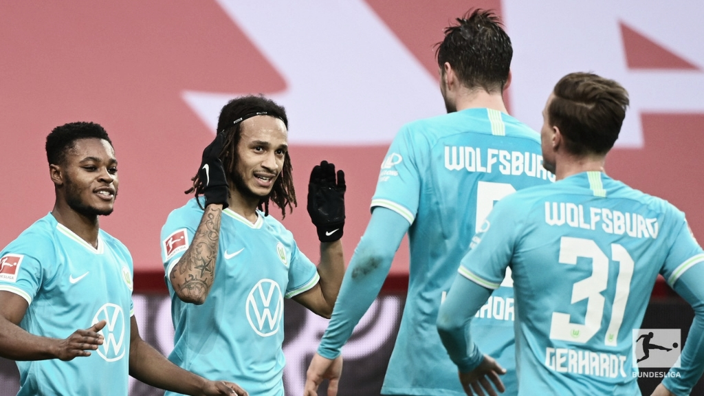 El Wolfsburgo consiguió la victoria y se posiciona cuarto en la tabla. / Twitter: VFL Wolfsburgo