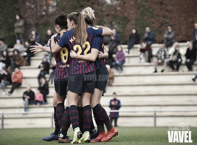 Resumen Atlético de Madrid 0-2 FC Barcelona en Liga Iberdrola