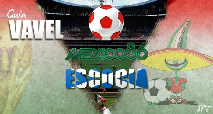 Guía VAVEL Mundial México 1986: Escocia