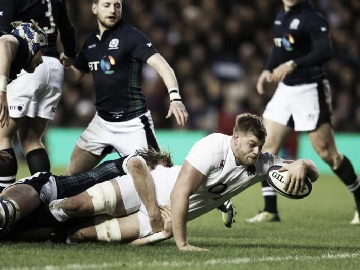 En el debut de Jones, Inglaterra superó a Escocia y dio el primer paso en el Torneo de las Seis Naciones