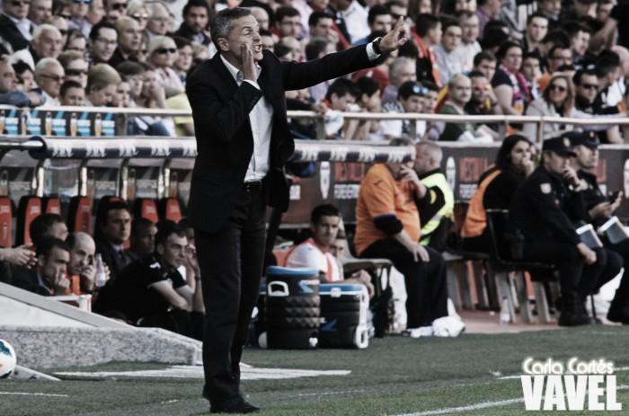 "Fran Escribá: ""No queremos ser la sorpresa de la Copa"""