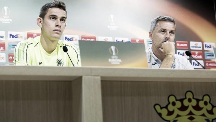"""Escribá: """"El Zürich es un club de prestigio, con jugadores internacionales y no nos pondrá las cosas fáciles"""""""