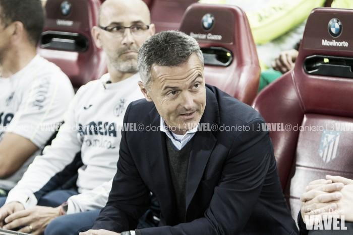 """Fran Escribá: """"El Villarreal va al Camp Nou para ganar"""""""
