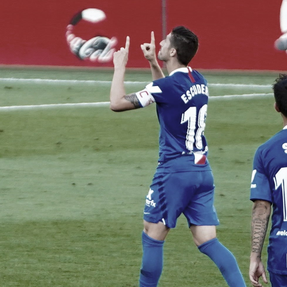 """Sergio Escudero: """"El equipo ha hecho un esfuerzo espectacular"""""""