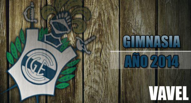 Gimnasia y Esgrima de La Plata 2014: un año positivo