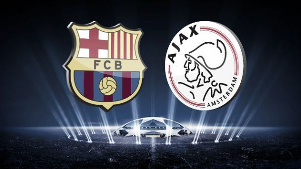 Resultado Barcelona - Ajax en Champions League 2013 (4-0)
