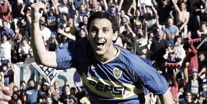 A 17 años del debut de Nicolás Burdisso