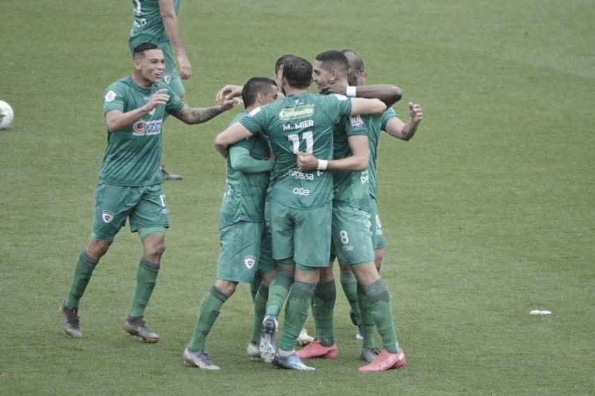 La Equidad venció a Pasto y suma su segunda victoria en línea en la Liga BetPlay