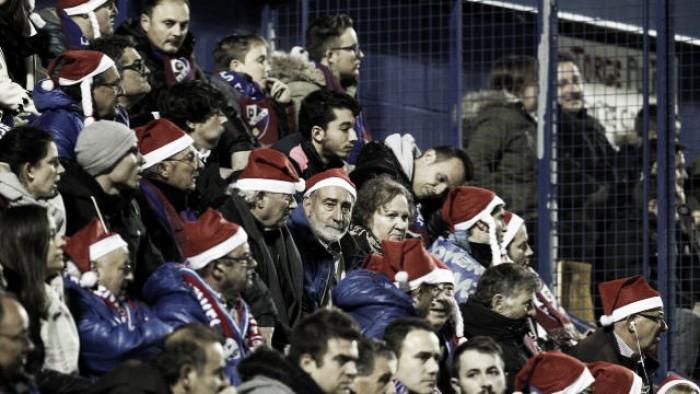 El interrogante: ¿es este el año del Huesca?