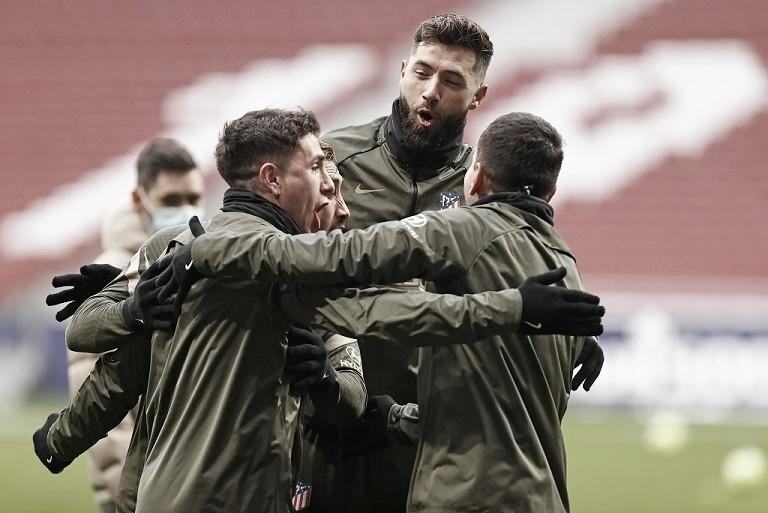 El Atlético de Madrid buscará su décima victoria frente al Eibar. / Twitter: Atlético de Madrid oficial