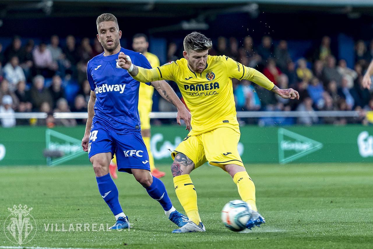 Resumen Villarreal 1-2 Leganés en LaLiga Santander 2020