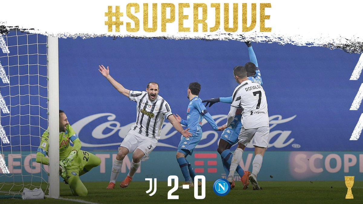 La Supercoppa è bianconera: Ronaldo e Morata suonano la carica