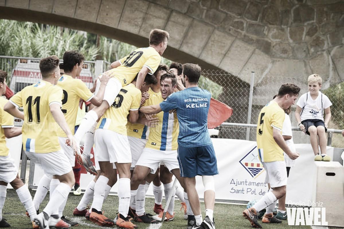 El Espanyol campeón del The Cup 2018 en el derbi
