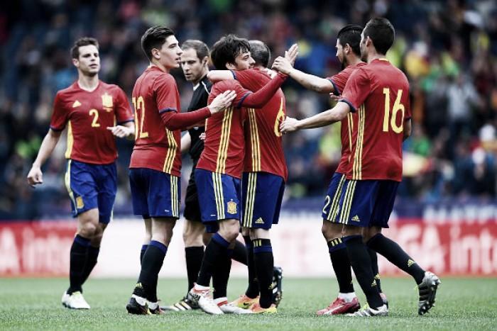 Euro 2016, il difficile ricambio generazionale della Spagna