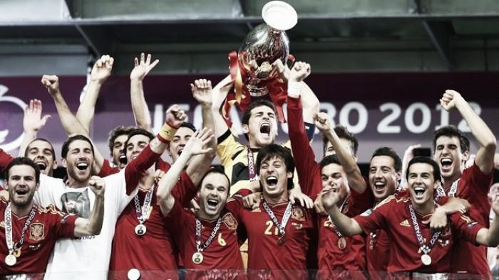 Inglaterra e Espanha podem ganhar tudo