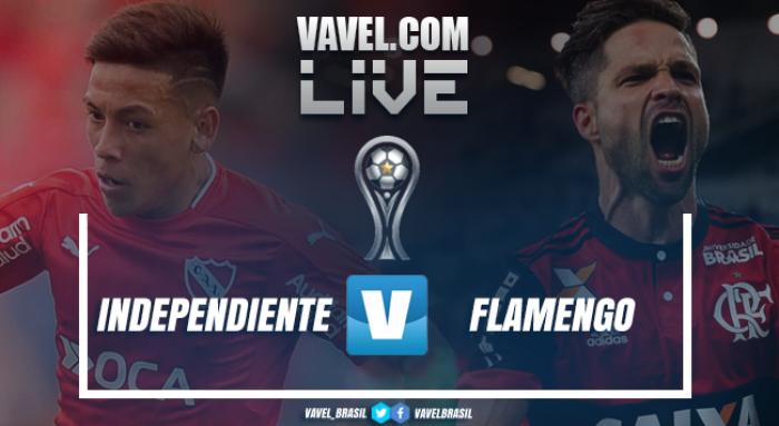 Jogo Independiente x Flamengo AO VIVO pela final da Sul-Americana (2-1)