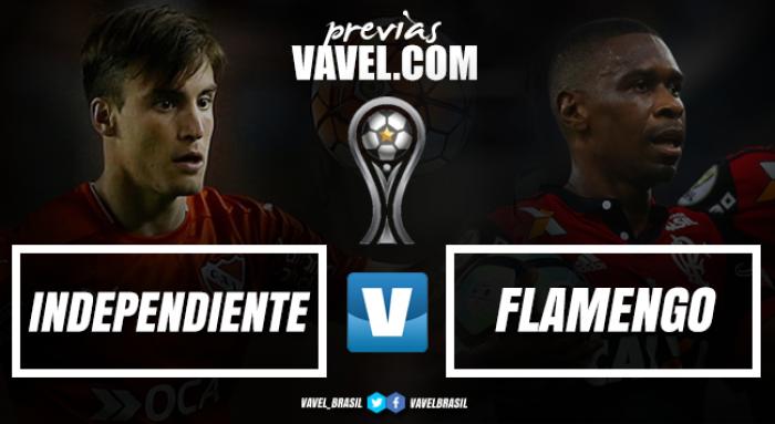 Em Avellaneda, Independiente e Flamengo iniciam disputa por título da Sul-Americana