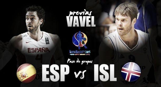 Live Spagna - Islanda, risultato EuroBasket 2015  (84-62)