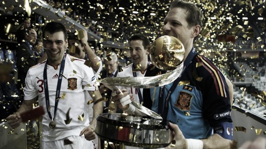 España, el placer de sufrir para vencer