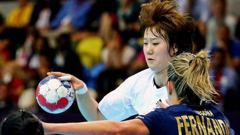 Juegos Olímpicos: España - Corea del Sur