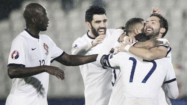 Sete seguidas para Portugal: Na Sérvia, Moutinho volta a espalhar magia