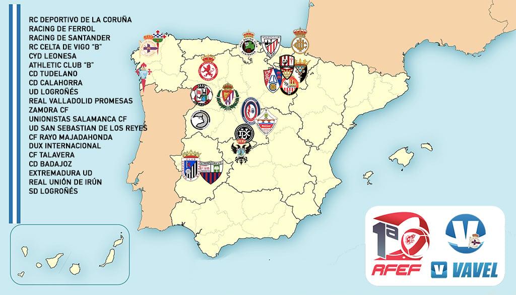 El RC Deportivo jugará en la conferencia oeste