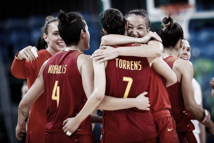 Rio 2016 - Basket femminile: Oggi le semifinali alla Carioca Arena. Vedremo altre sorprese?