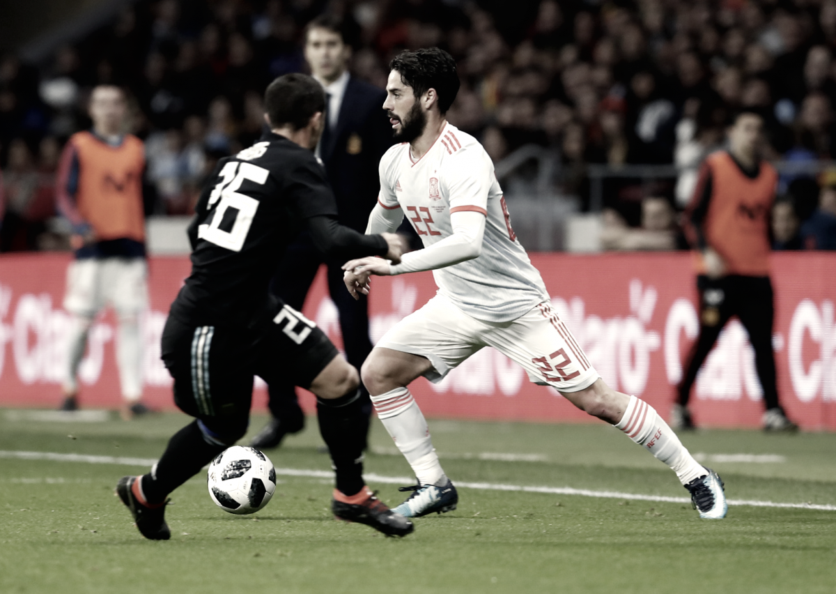 """España vs Argentina: un """"Paso doble"""" para la selección"""