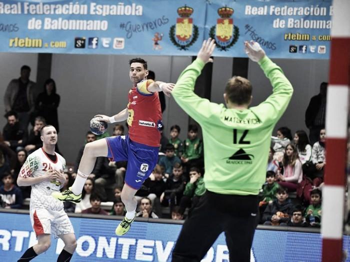 Importante victoria de España antes del Europeo