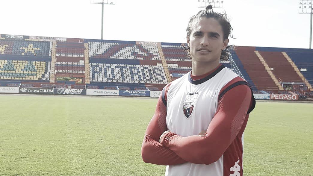 """Gabriel España: """"Lo importante es que el equipo va con paso firme"""""""