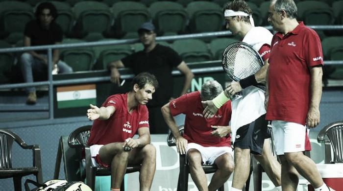 España espera rival para la Copa Davis 2017
