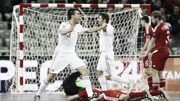 Rusia - España: semifinal con aroma a clásico continental