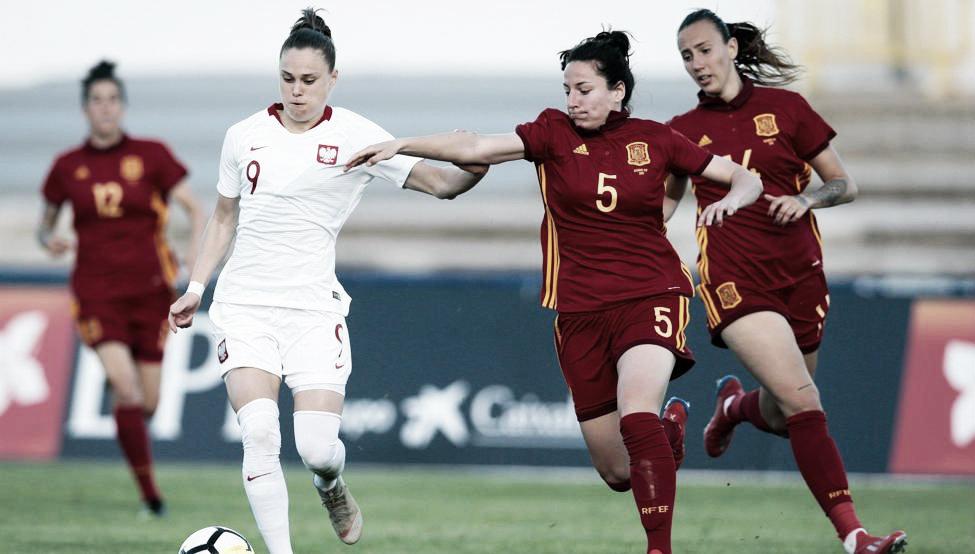 España dice adiós a la Copa Algarve