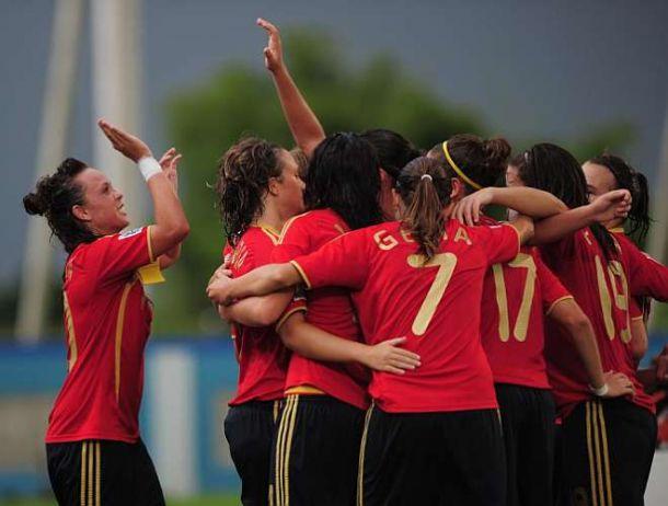 Convocatoria selección femenina sub-17 para entrenamientos