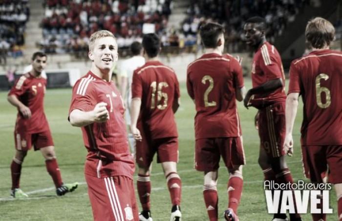 Sub-21: los equipos españoles que más nutren a los de Albert Celades