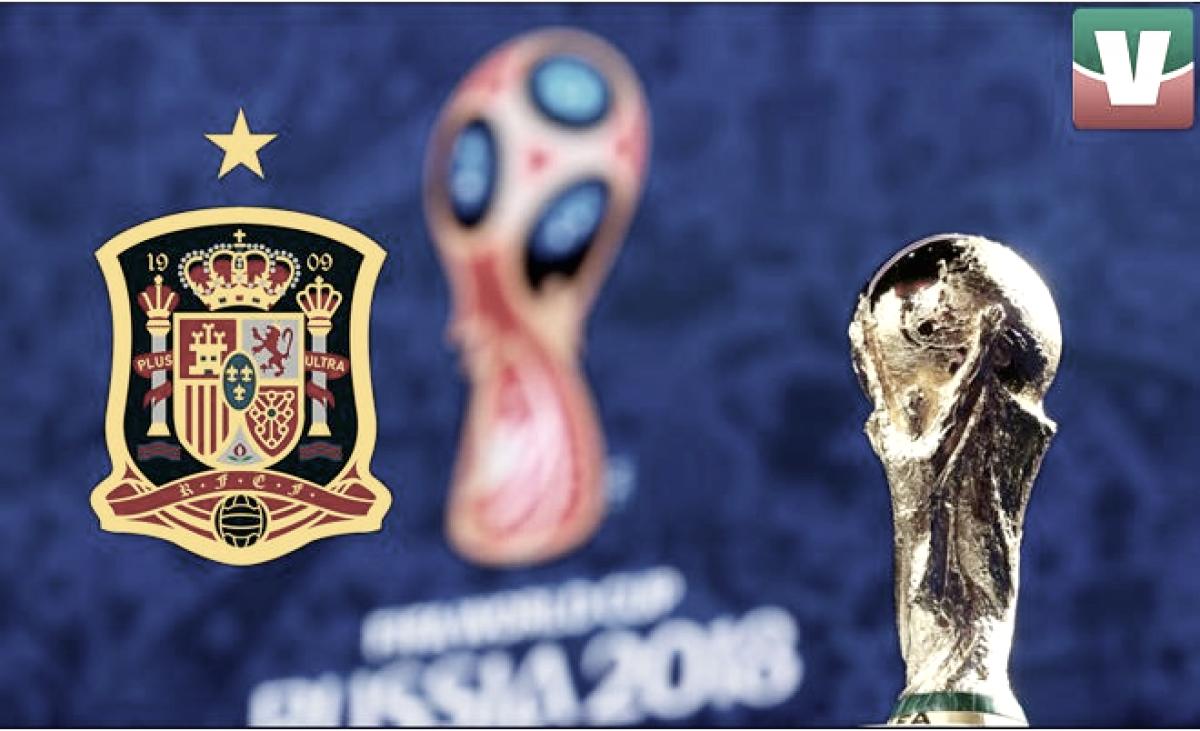 Guía selección española 2018: en busca de su segunda Copa del Mundo