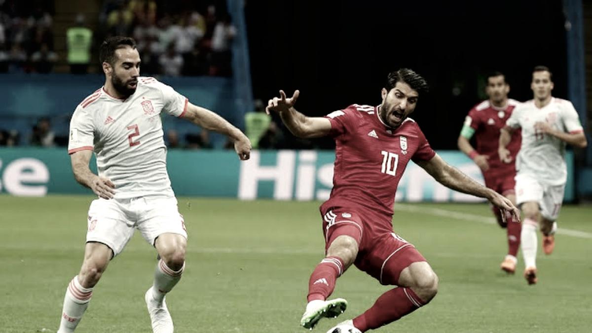 Agónico gol de Diego Costa, pone líder a España