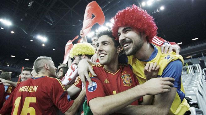 Rusia y España buscan reinar en Europa