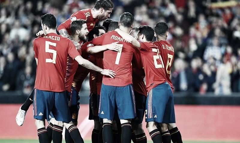 Gols e melhores momentos Noruega 1x1 Espanha pelas Eliminatórias para Eurocopa 2020