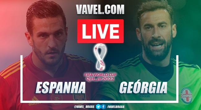 Gols e Melhores Momentos Espanha x Geórgia (4-0)