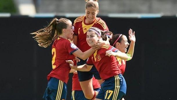Europeo Femenino Sub-17: España - Islandia, a un pasito de semis