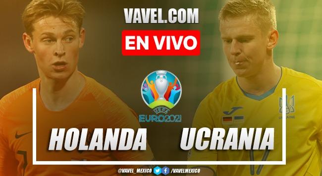 Goles y resumen del Holanda 3-2 Ucrania en Euro 2020
