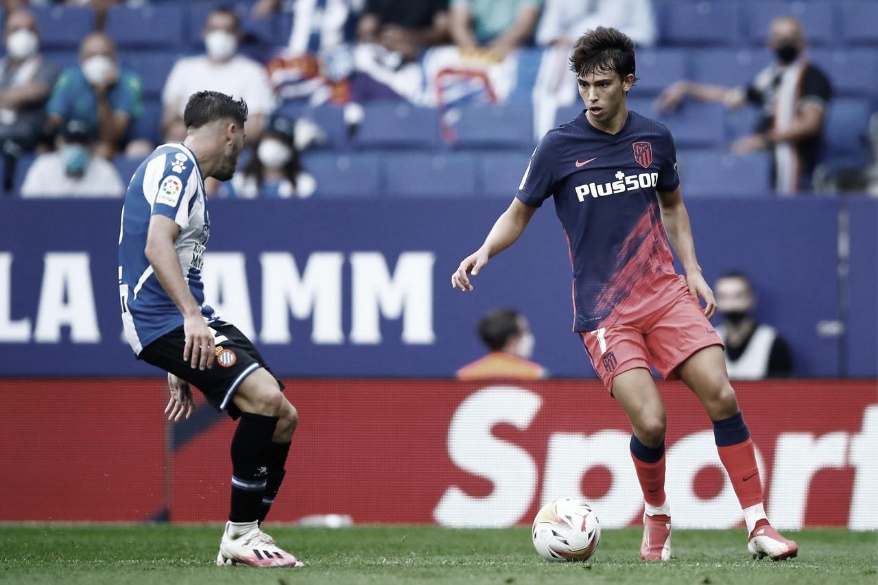 Com muita emoção, Atletico de Madrid vira sobre Espanyol no último lance